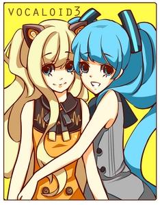 Well, I investigate a little, about SeeU. SeeU is a Vocaloid 3, Korean version created por Japan. But