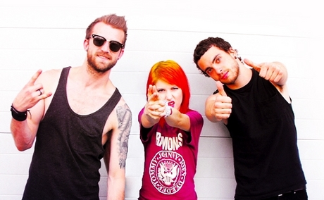 ~ An alphabet with Paramore related stuff :D