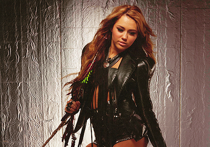 Everyone post a new pic of miley! Like this one :)