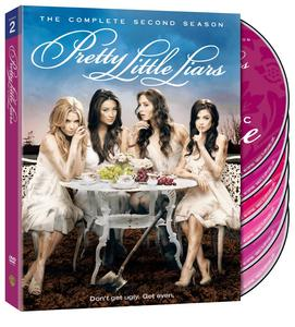 Has the new season of PLL left tu wanting more? Check out Pretty Little Liars: The Complete Secon