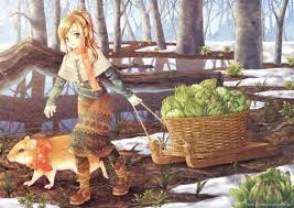 Title: The Daughter of Demeter Genre: Action/Adventure/Fantasy Rating:13+ I guess Summary: K
