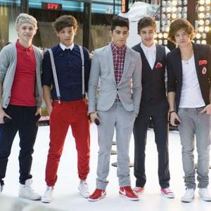 Someone will post a photo of 1D and you will say who you think wins best dressed in the pic. Then, yo