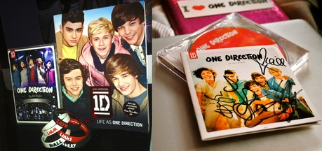 Hey fellow Directioners! <3