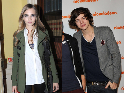 Harry Styles has been spotted out multiple times recently with model Cara Delevingne, and now their r