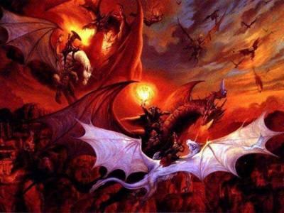 Драконы. Окончательная редакция каноны