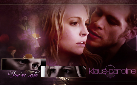 <br /> this game is just like &#39;&#39;Hot or Not&#39;&#39; (but there&#39;s nothing Not with klaroline ) so it&#39;s &#39;&#39;Hot
