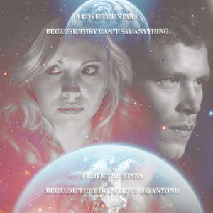 So this game is really simple, we just write why we ship Klaroline! I know, I know, there's a thousan