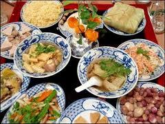 Lunar New Year Holiday is coming, this a the most important festive in Vietnam. How many recipes have
