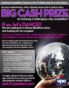 hey ABDC Fans! I'm currently casting for a brand new DANCE COMPETITION SHOW! The tampil features