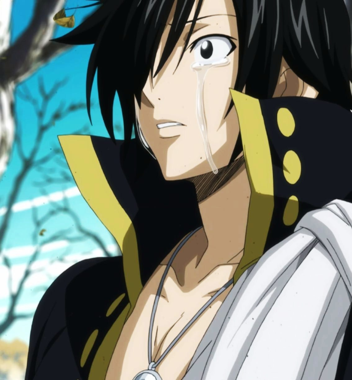 Zeref And Ultear WHICH BLACK WIZ...
