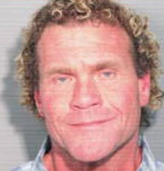 wrestler sid vicious arrested for pot mugshot sycho