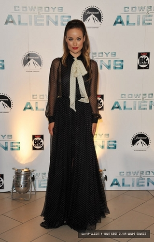 'Cowboys and Aliens' ロンドン Premiere [August 11, 2011]