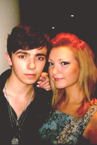 "Nathan Wiv Hannah Walker! (Too Cute) ""We Were Meant To Fly U & I U & I"" 100% Real ♥"
