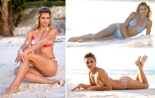 Maria Kirilenko in Sports Illustrated स्विमिंग सूट