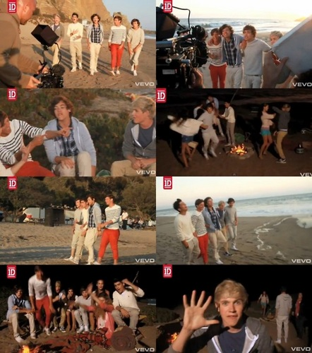 1D = Heartthrobs (Enternal pag-ibig 4 1D & Always WIll) WMYB Video, Behind The Scenes!! 100% Real ♥