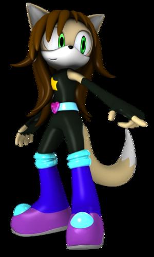 3D Riley the लोमड़ी, फॉक्स