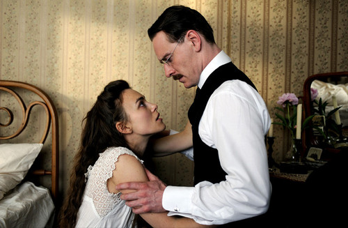 A Dangerous Method Stills