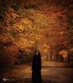 A gothic autumn