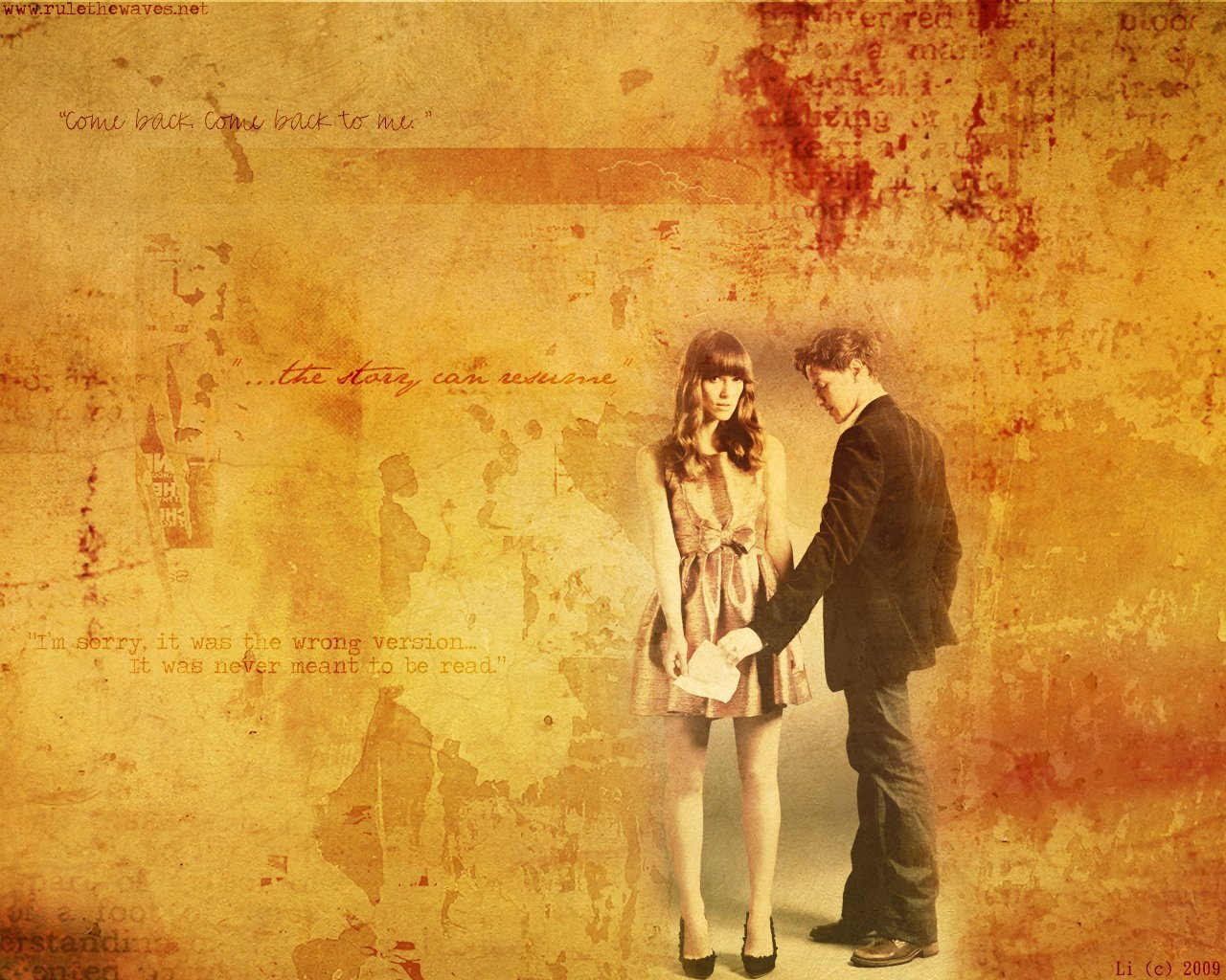 Atonement wallpapers atonement wallpaper 24570152 fanpop - Wallpaper images ...