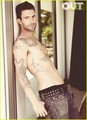 Adam Levine Covers 'Out' September 2011 - adam-levine photo