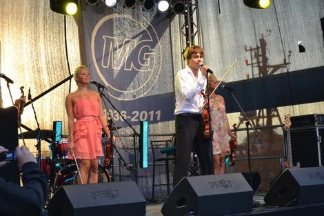 Alex in Pärnu, Estonia 14/08/2011