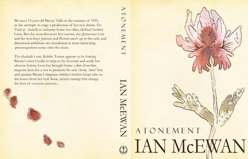 Amy Brazier - Atonement book cover