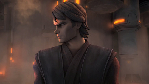 Clone wars Anakin skywalker wallpaper possibly with a business suit titled Anakin/Citadel