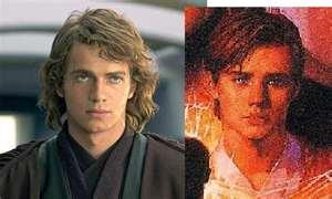 Anakin skywalker and Anakin Solo