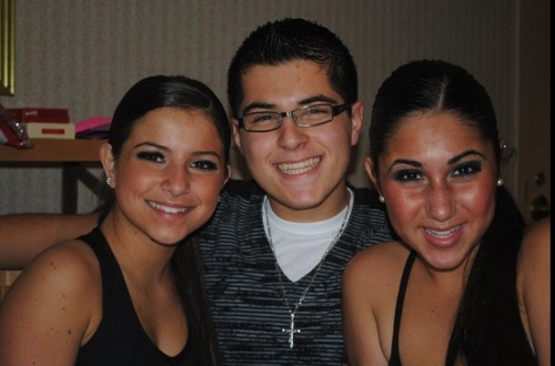 Angelica, Chris& Saige<3