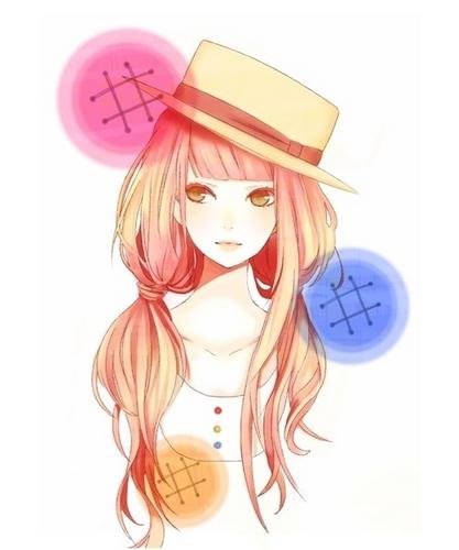 Anime Girl;