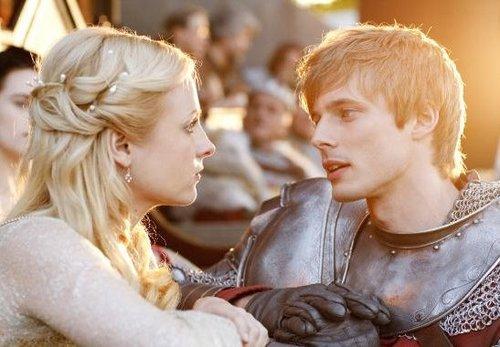Arthur and Lady Vivian