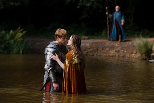 Arthur and Sophia