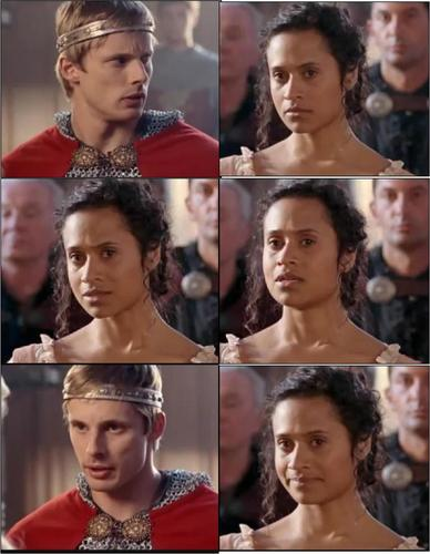Arthur's Political Marriage