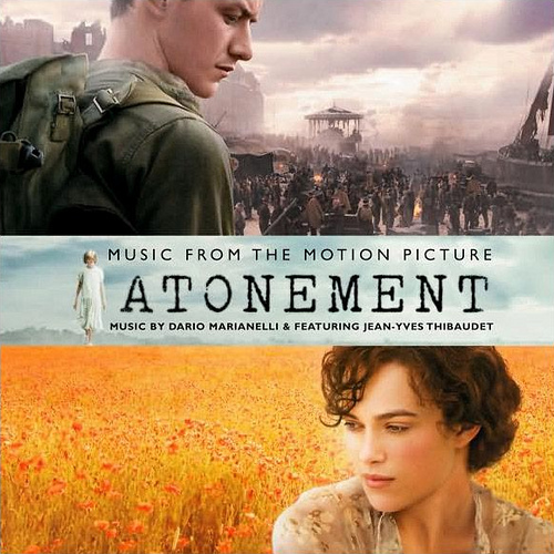 Atonement OST cover