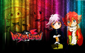 Atsuya and Shirou (Mac Version) - shiro-fubuki-shawn-frost wallpaper