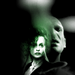BL ♥ - bellatrix-and-lord-voldemort icon
