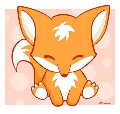 Baby raposa