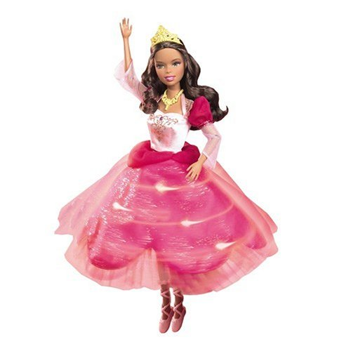 Barbie 12 Dancing Princesses - Genevieve (AA) doll
