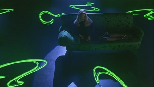 Nicole Kidman wallpaper with a sign titled Batman Forever
