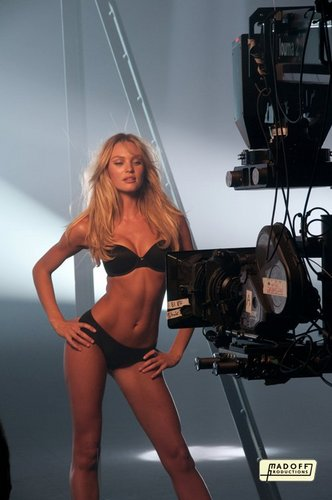 Behind the Scenes of Victoria's Secret Showstopper Shoot