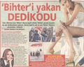 beren-saat - Beren Saat in a magazine wallpaper