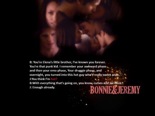 Bonnie Bennett Hintergrund