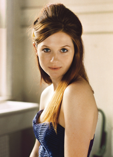 Bonnie Wright wallpaper possibly with a cocktail dress, a bustier, and attractiveness entitled Bonnie ♥