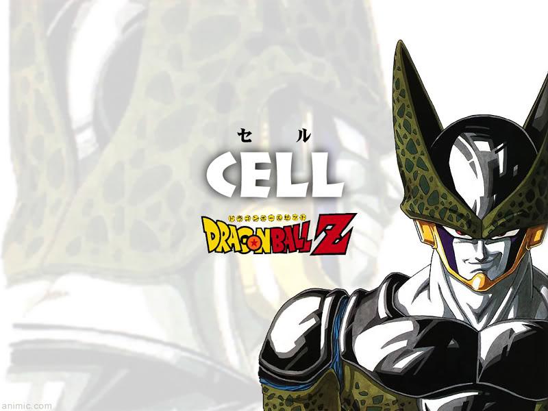 Cell Dbz Fanfiction Wallpaper 24568327 Fanpop
