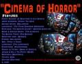 """Cinema of Horror (16x20"""" Prisma Drawing) - horror-legends fan art"""