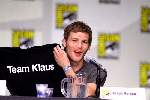 Comic-Con (HQ) - joseph-morgan Photo