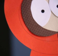 Construction paper Kenny - from the pilot