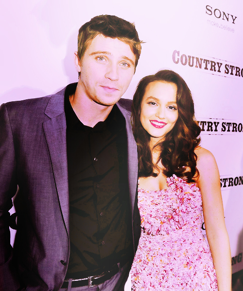 Garrett Hedlund and Leighton Meester images Country Strong ...