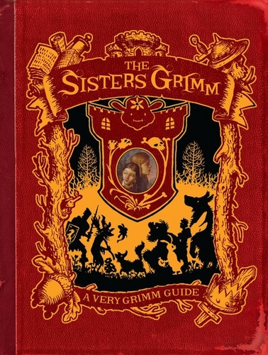 Cover of the Sisters Grimm Ultimate Guide!