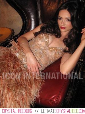 Crystal Reed♥